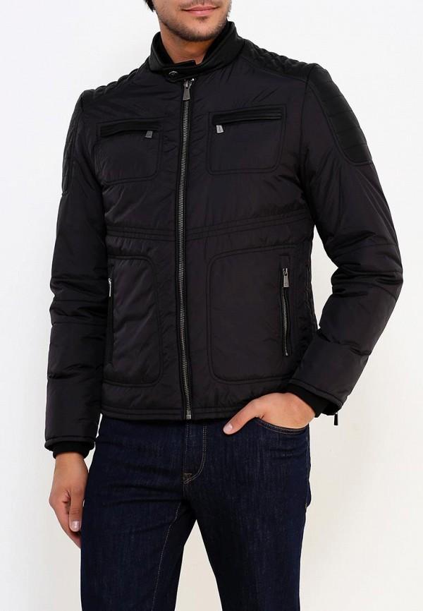 Куртка утепленная Trussardi Jeans Trussardi Jeans TR016EMUWE27 куртка кожаная trussardi jeans trussardi jeans tr016emoos84