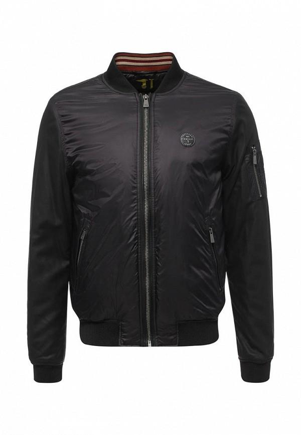 Куртка утепленная Trussardi Jeans Trussardi Jeans TR016EMUWE28