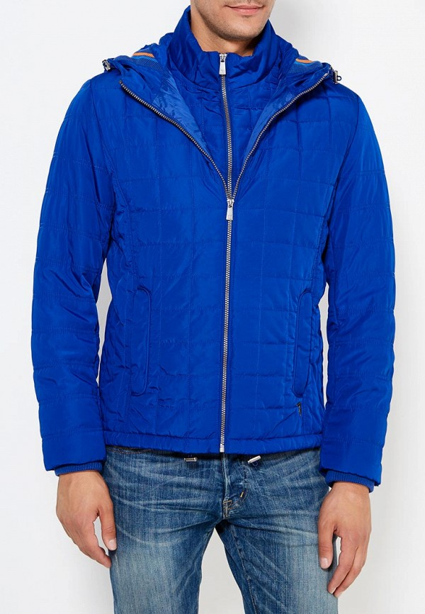 Куртка утепленная Trussardi Jeans Trussardi Jeans TR016EMUWE42 куртка кожаная trussardi jeans trussardi jeans tr016emoos84