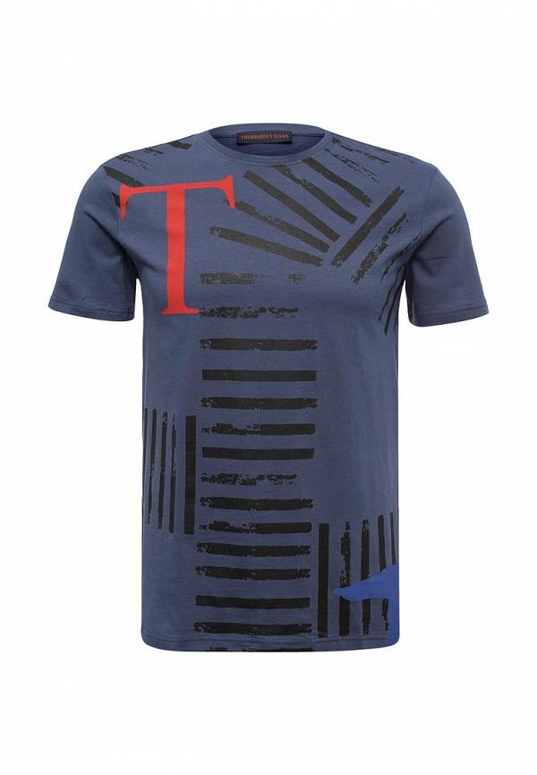 цены на Футболка Trussardi Jeans Trussardi Jeans TR016EMUWE88 в интернет-магазинах