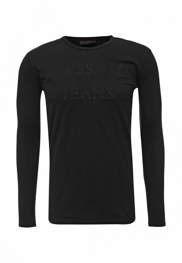 Лонгслив Trussardi Jeans Trussardi Jeans TR016EMWOP49 футболка versace jeans футболка