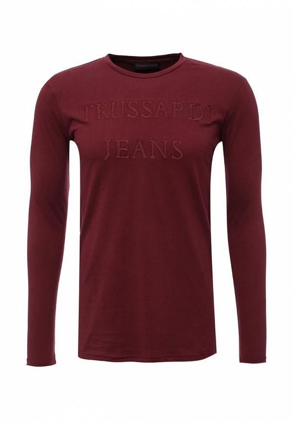 Лонгслив Trussardi Jeans Trussardi Jeans TR016EMWOP50 футболка versace jeans футболка