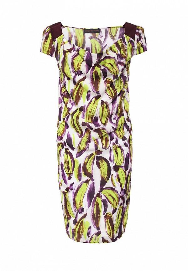 Платье-миди TRUSSARDI JEANS 56A45