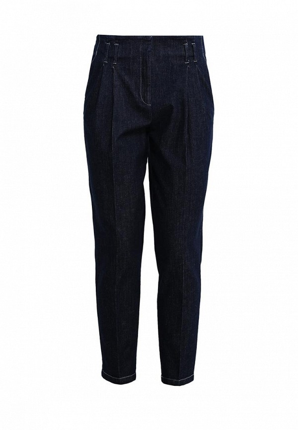 Широкие и расклешенные джинсы TRUSSARDI JEANS 56p50