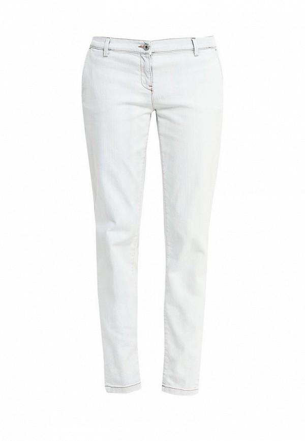Зауженные джинсы TRUSSARDI JEANS (Труссарди Джинс) 56528q