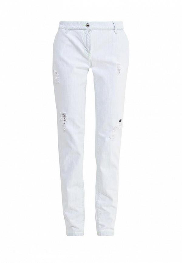 Зауженные джинсы TRUSSARDI JEANS (Труссарди Джинс) 56589q