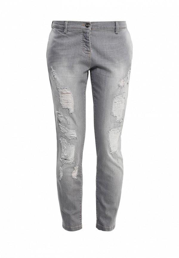Зауженные джинсы TRUSSARDI JEANS 56543b