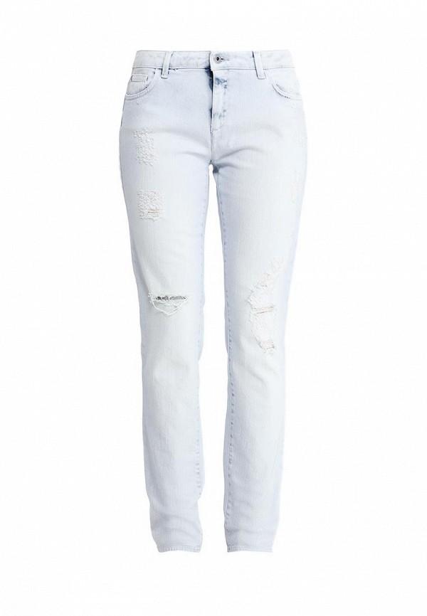 Зауженные джинсы TRUSSARDI JEANS (Труссарди Джинс) 565160