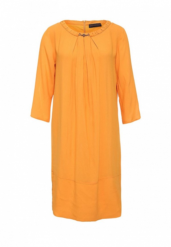 Платье-миди TRUSSARDI JEANS 56A10