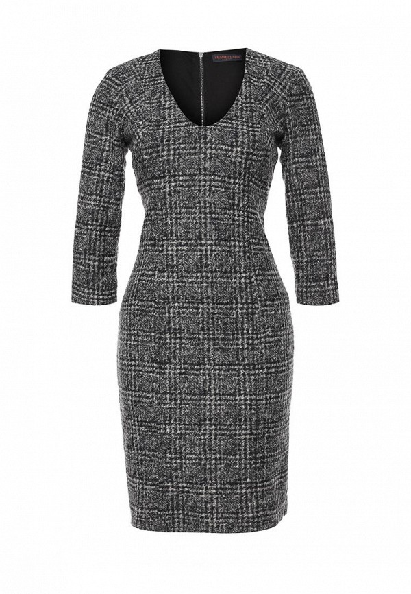 Вязаное платье TRUSSARDI JEANS 56A55