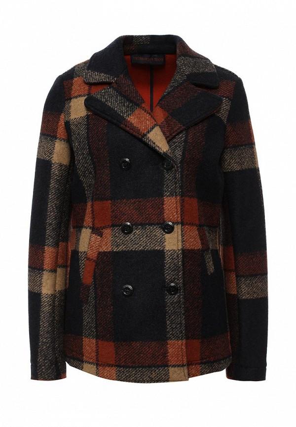 Женские пальто TRUSSARDI JEANS (Труссарди Джинс) 56s97