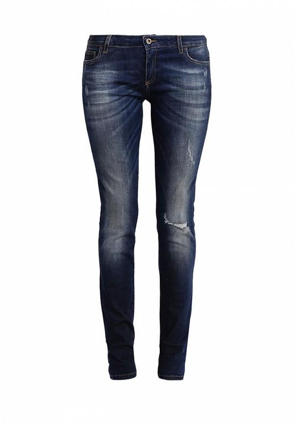 Зауженные джинсы TRUSSARDI JEANS 565085