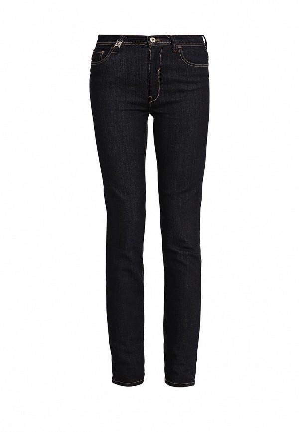 Зауженные джинсы TRUSSARDI JEANS 565337