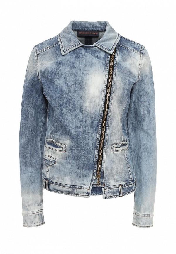 Куртка джинсовая Trussardi Jeans 56S109