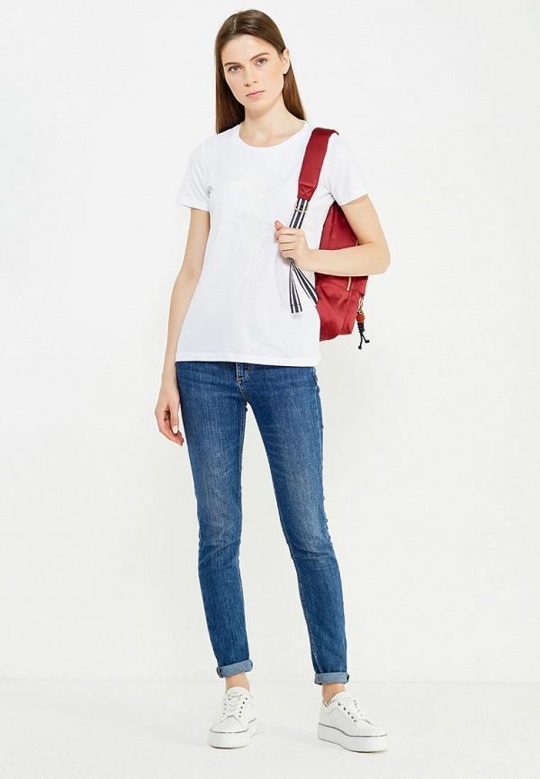 купить Футболка Trussardi Jeans Trussardi Jeans TR016EWUWF53 недорого