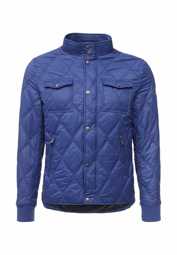 Куртка утепленная Trussardi Jeans Trussardi Jeans TR016EWVRK26