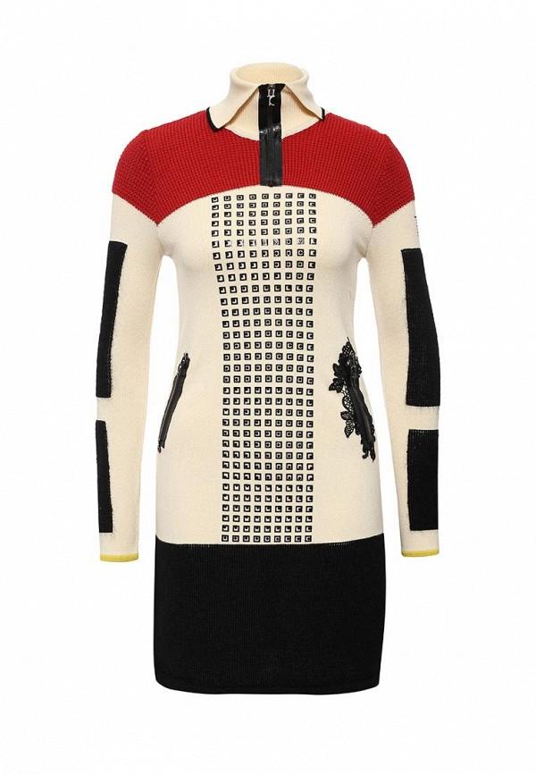 Вязаное платье Tricot Chic 7618