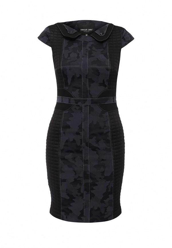 Платье-мини Tricot Chic 7753