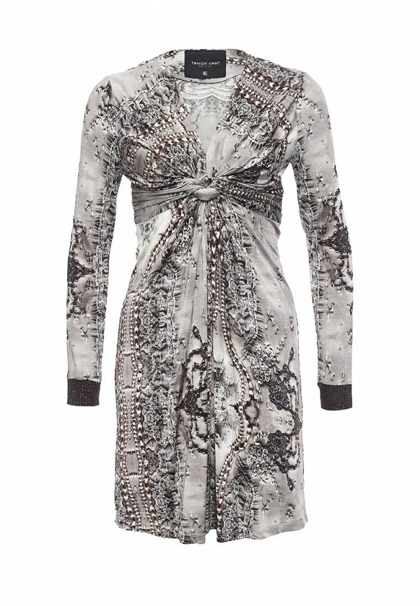 Платье-мини Tricot Chic 7813