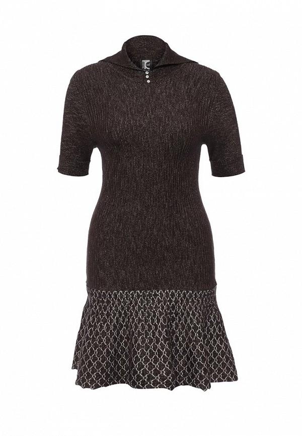 Вязаное платье Tricot Chic 7838