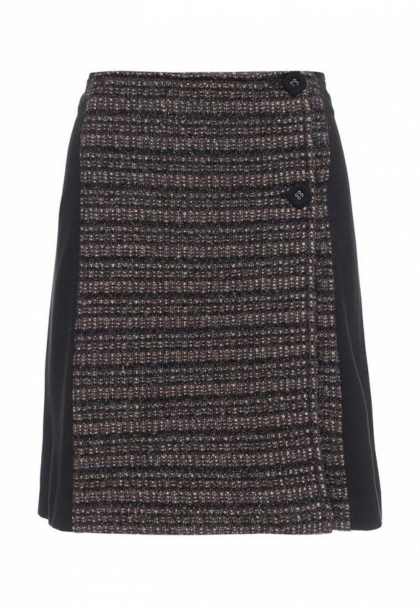 Купить женскую юбку Tricot Chic черного цвета