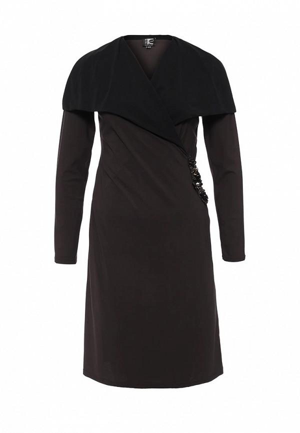 Платье-миди Tricot Chic A400
