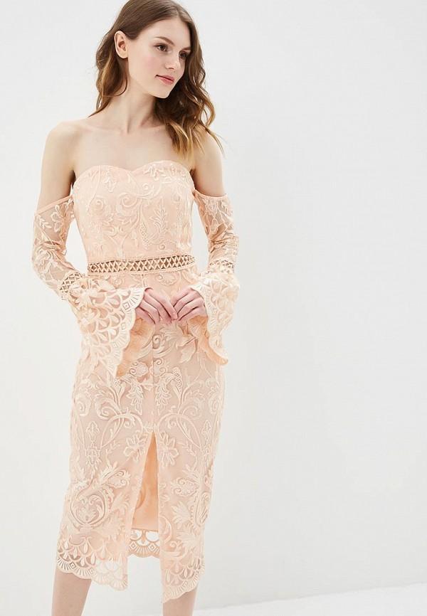 Платье True Decadence True Decadence TR033EWASZW2 платье true decadence true decadence tr033ewaszw9