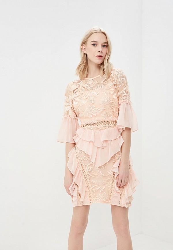 Платье True Decadence True Decadence TR033EWASZW4 cnd цвет decadence