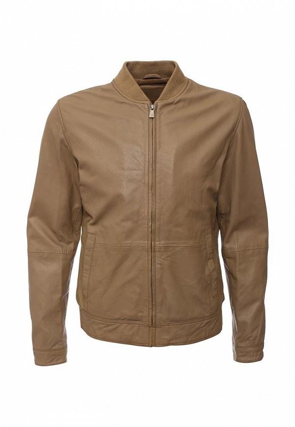 Кожаная куртка Tru Trussardi 32s12