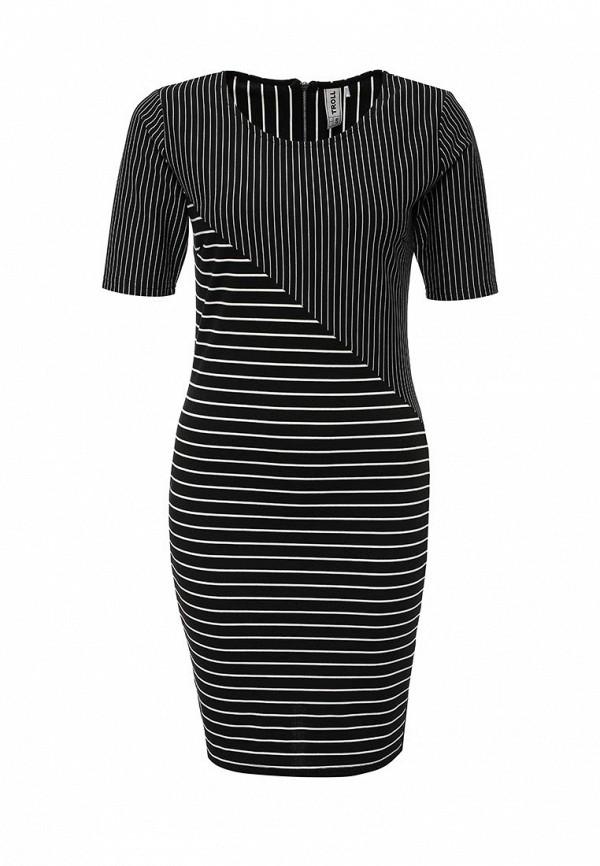 Платье-миди Troll TSU0488GR
