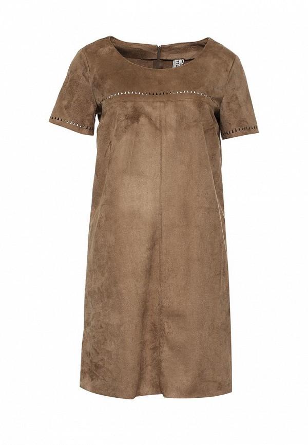 Платье-мини Troll TSU0497BR