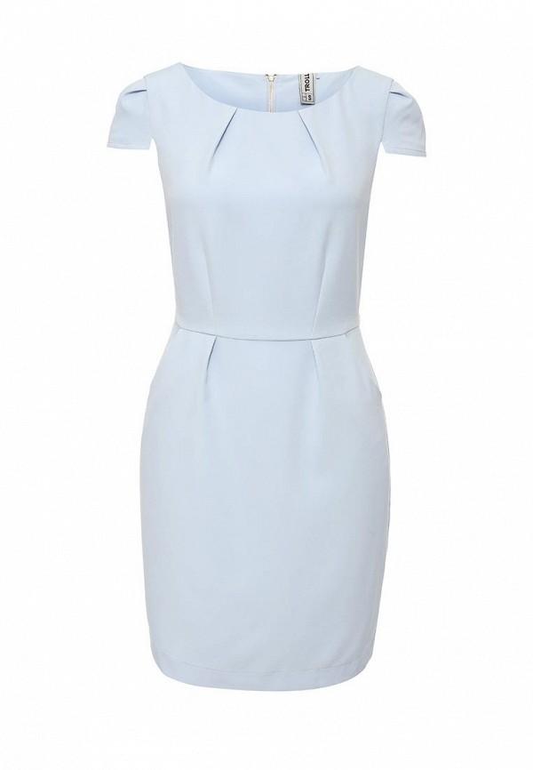 Платье-мини Troll TSU0503NI