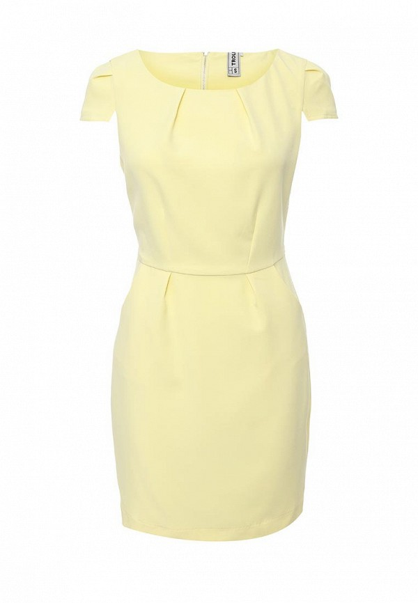 Платье-мини Troll TSU0503ZO