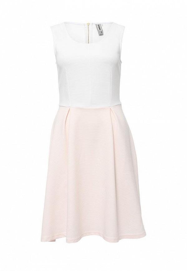 Платье-миди Troll TSU0518RO