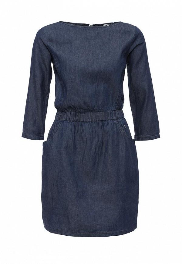 Платье джинсовое Troll Troll TR798EWIRM34 джинсовое платье
