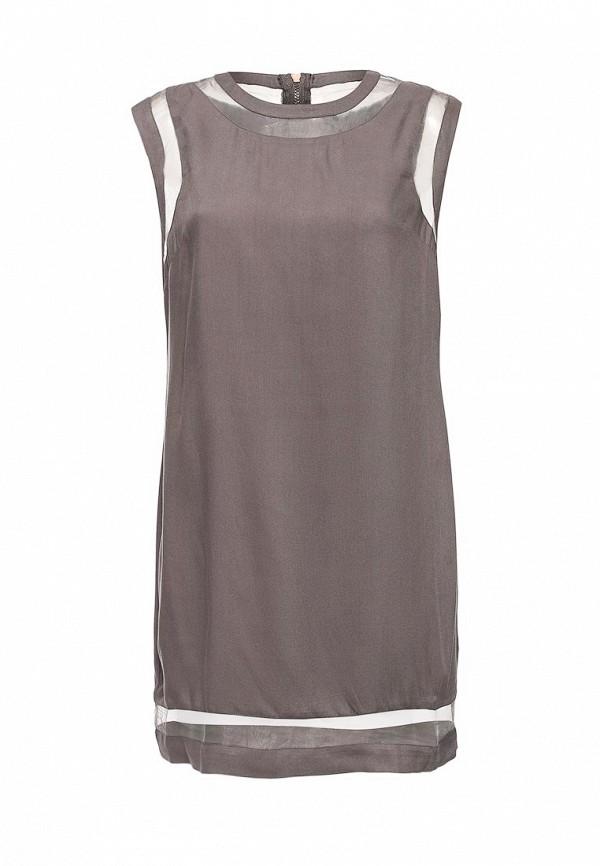 Платье-миди Troll TSU0454ST