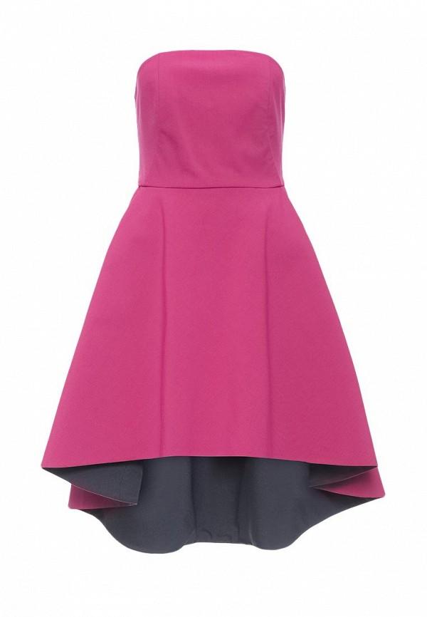 Вечернее / коктейльное платье Tsurpal 02734-22 мал-сер