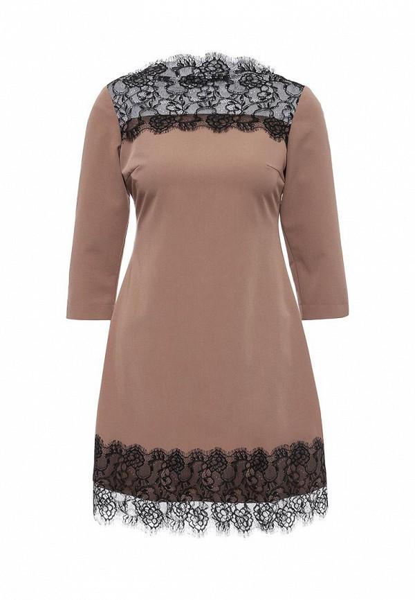 Платье Tsurpal Tsurpal TS002EWOOH36  tsurpal 00603 43 т сер