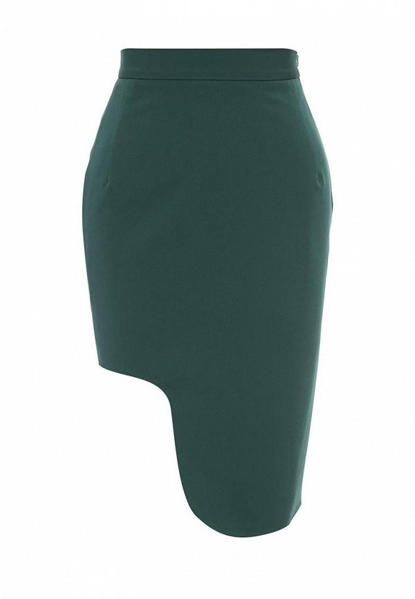 Мини-юбка Tsurpal 01534-32 зел