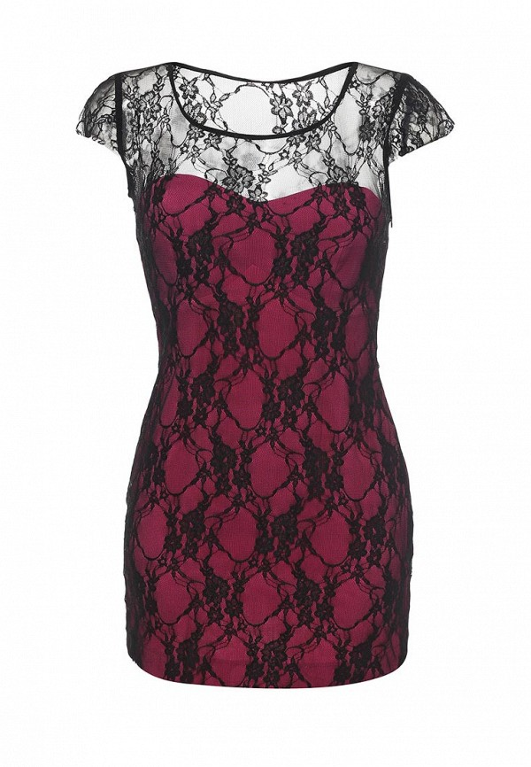 Платье-мини Tsurpal 04544-22 мал