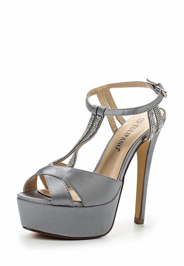 Босоножки на каблуке Tulipano F25-B-GL0896-3