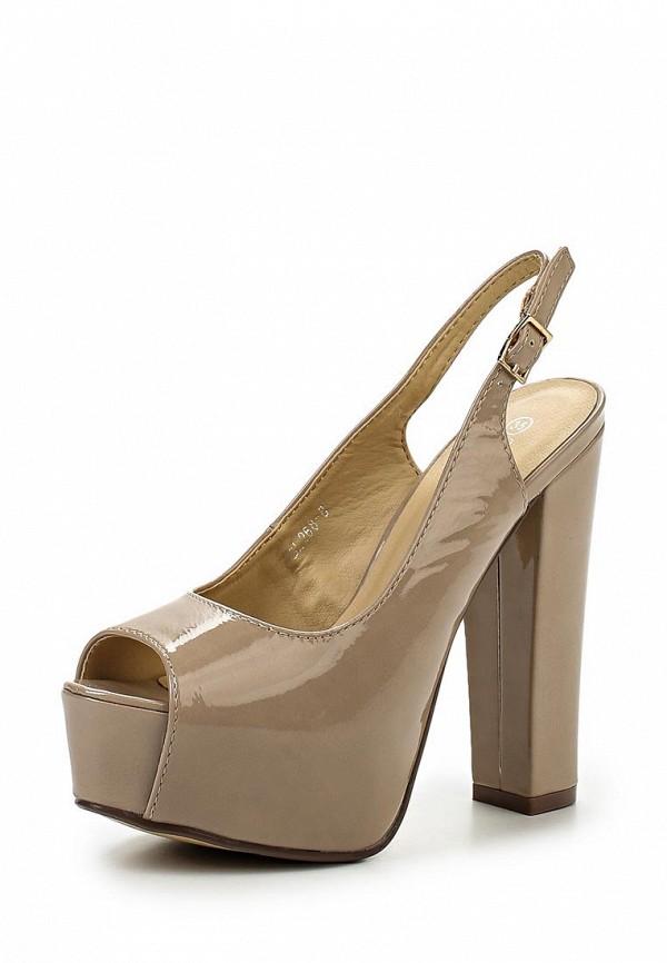 Босоножки на каблуке Tulipano F25-B-GL268-8