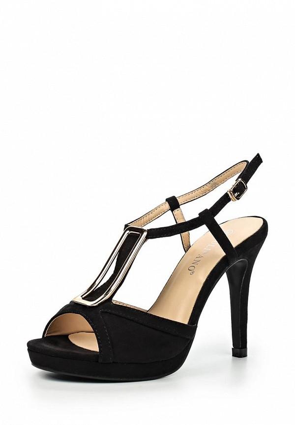 Босоножки на каблуке Tulipano F25-B-IL2283-81