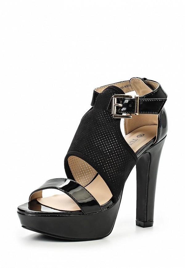 Босоножки на каблуке Tulipano F25-B-GL8320-9