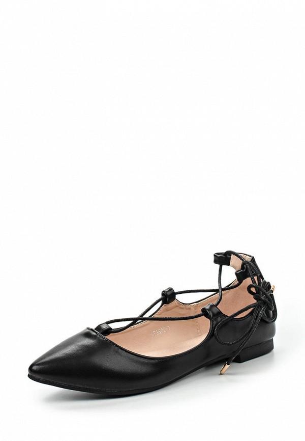 Туфли на плоской подошве Tulipano F25-B-IT19922-1