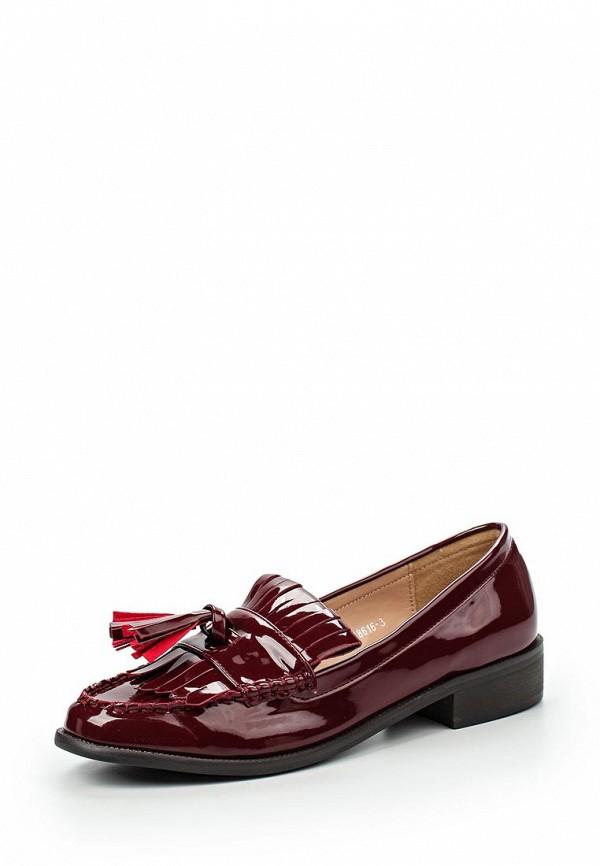 Туфли на плоской подошве Tulipano F25-B-HXX8616-3