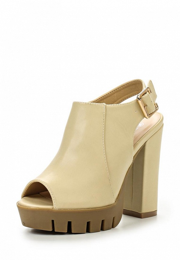 Босоножки на каблуке Tulipano F25-B-IL3689-32