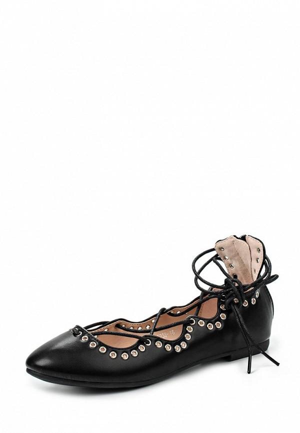 Туфли на плоской подошве Tulipano F25-B-IT5238-16