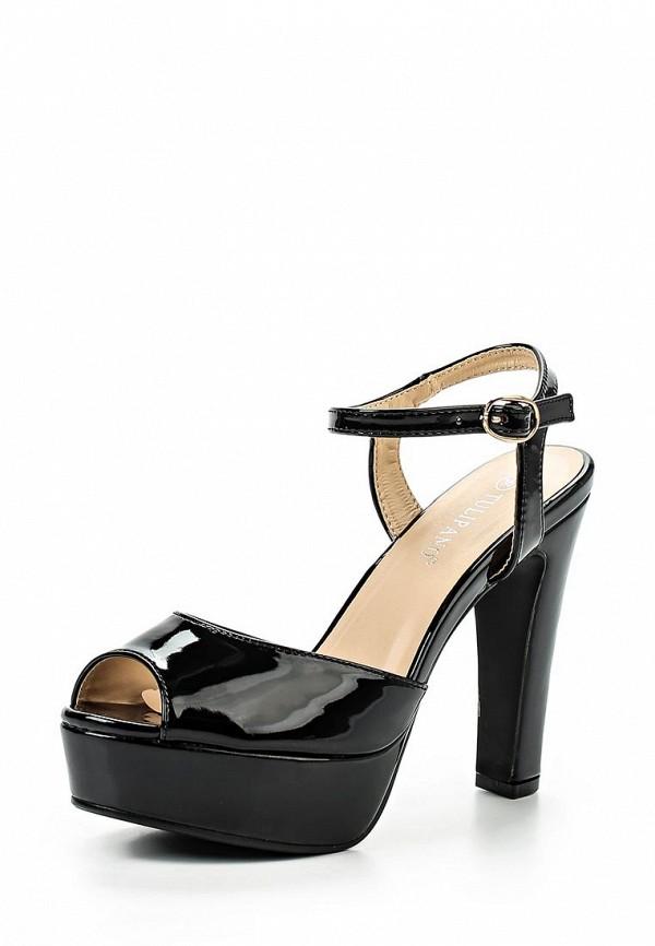 Босоножки на каблуке Tulipano F25-C-IL7235-1