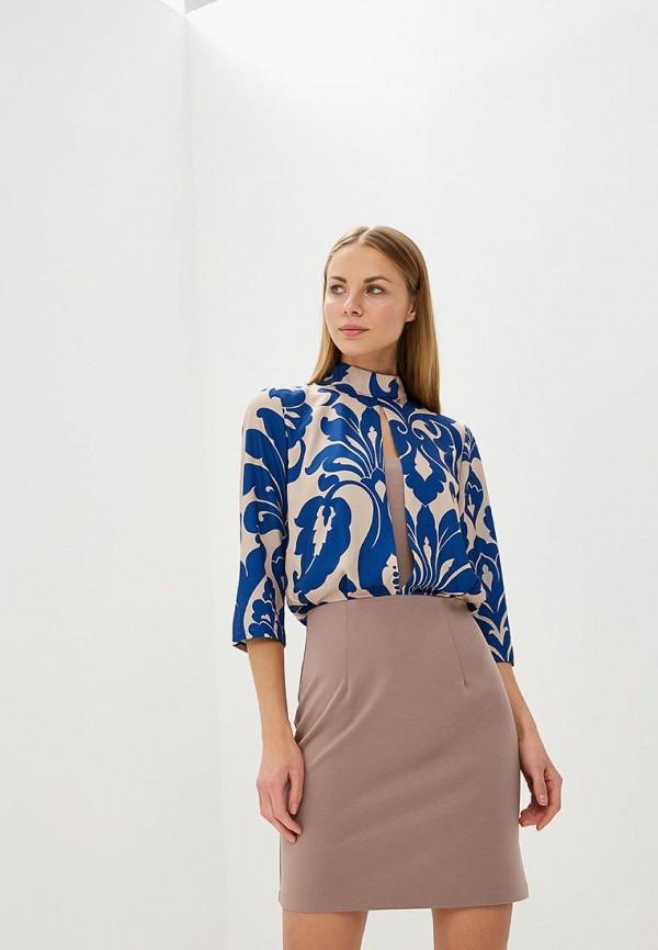 Купить Платье Tutto Bene, TU009EWATUA3, бежевый, Весна-лето 2018